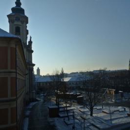 Kiadó  téglalakás (Eger, Belváros) 190 E  Ft/hó