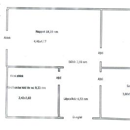 Eladó  családi ház (<span class='notranslate'>Nyíregyháza</span>, <span class='notranslate'>Oros</span>) 25.8 M   <span class='notranslate'>Ft</span>
