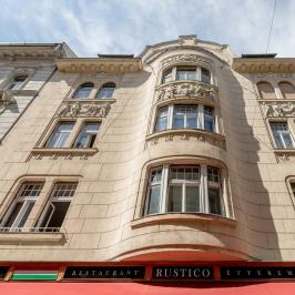 Kiadó  téglalakás (Budapest, V. kerület) 225 E  Ft/hó
