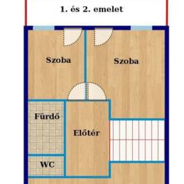 Eladó  családi ház (Budapest, XIV. kerület) 100 M  Ft