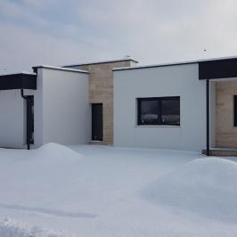 Eladó  ikerház (Fót, Fótliget lakópark) 79 M  Ft