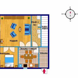 Eladó  házrész (Budakalász, Városközpont) 29,9 M  Ft