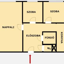 Eladó  téglalakás (Budapest, III. kerület) 28,99 M  Ft