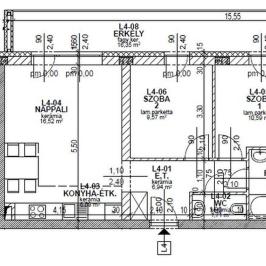 Eladó  téglalakás (Mosonmagyaróvár, Majorok) 23,6 M  Ft