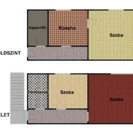 Eladó  ikerház (Pomáz, Margitliget) 21,9 M  Ft