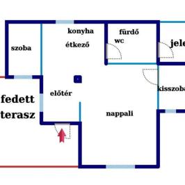 Eladó  családi ház (Érd, Érdliget) 29 M  Ft
