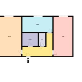 Eladó  panellakás (Győr, Adyváros) 16,5 M  Ft