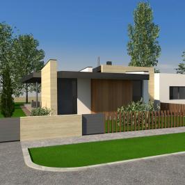 Eladó  családi ház (Fót, Fótliget lakópark) 170 M  Ft