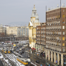 Kiadó  téglalakás (Budapest, V. kerület) 445 E  Ft/hó