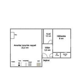 Eladó  téglalakás (Budapest, XIV. kerület) 34,9 M  Ft