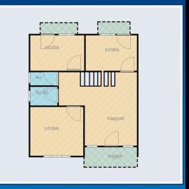 Eladó  családi ház (Vác, Deákvár) 41,5 M  Ft