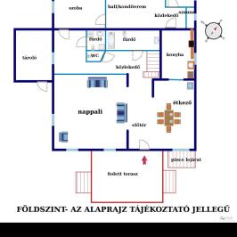 Eladó  családi ház (Érd) 58,8 M  Ft