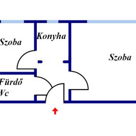 Eladó  panellakás (Budapest, IV. kerület) 22,9 M  Ft