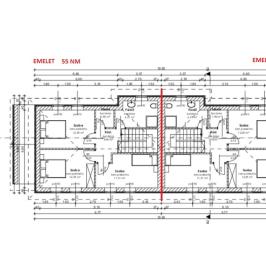 Eladó  ikerház (Szentendre, Tyúkosdűlő) 65,9 M  Ft