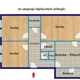 Eladó  téglalakás (Budapest, XIV. kerület) 21,99 M  Ft