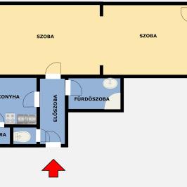 Eladó  téglalakás (Budapest, XI. kerület) 41,9 M  Ft