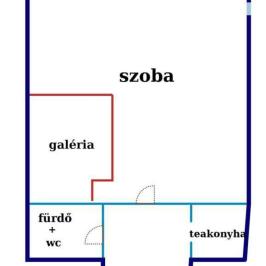 Eladó  téglalakás (Budapest, II. kerület) 36,9 M  Ft