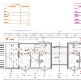 Eladó  ikerház (Csömör) 63,5 M  Ft