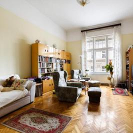 Eladó  téglalakás (Budapest, VII. kerület) 79,9 M  Ft