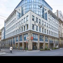Kiadó  üzlethelyiség utcai bejáratos (Budapest, VI. kerület) 1,66 M  Ft/hó +ÁFA