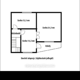 Eladó  családi ház (Mezőtúr) 16 M  Ft