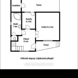 Eladó  családi ház (Mezőtúr) 17,5 M  Ft