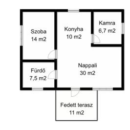 Eladó  tanya (Jászberény) 7,9 M  Ft