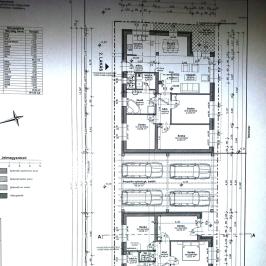 Eladó  ikerház (Nagytarcsa, Füzesliget lakópark) 55 M  Ft