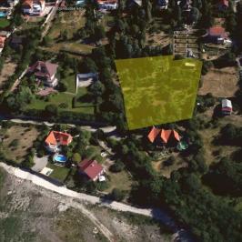Eladó  telek (Szentendre, Pismány) 35 M  Ft