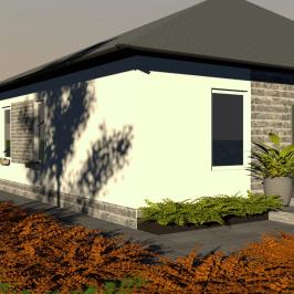 Eladó  családi ház (Erdőkertes) 36,9 M  Ft