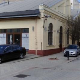 Kiadó  üzlethelyiség utcai bejáratos (Budapest, VII. kerület) 744 E  Ft/hó +ÁFA