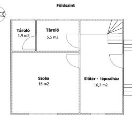 Eladó  családi ház (Üröm, Sadove) 27,9 M  Ft