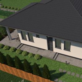 Eladó  ikerház (Nagytarcsa, Felsőrét lakópark) 48,3 M  Ft