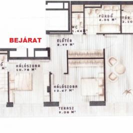 Eladó  téglalakás (Budapest, VI. kerület) 180 M  Ft