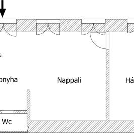 Eladó  téglalakás (Budapest, VIII. kerület) 40,5 M  Ft