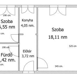 Eladó  panellakás (Budapest, X. kerület) 22,9 M  Ft