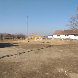 Eladó  ipari ingatlan (Aszaló) 16,5 M  Ft