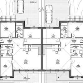 Eladó  ikerház (Telki) 74,9 M  Ft