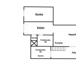 Eladó  téglalakás (Budapest, VI. kerület) 59,6 M  Ft