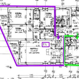 Eladó  téglalakás (Dunakeszi, Malomárok lakópark) 42 M  Ft