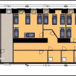 Eladó  hotel, szálloda (Budapest, IX. kerület) 170 M  Ft +ÁFA