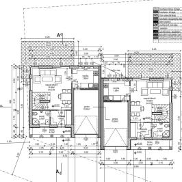 Eladó  ikerház (Ostoros) 42,5 M  Ft