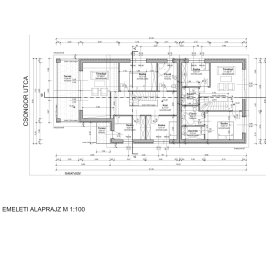 Eladó  ikerház (Budapest, XVIII. kerület) 86,9 M  Ft