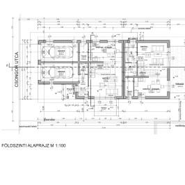 Eladó  ikerház (Budapest, XVIII. kerület) 71,9 M  Ft