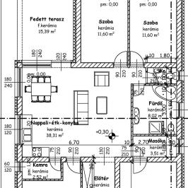 Eladó  családi ház (Nyíregyháza, Oros) 35,99 M  Ft