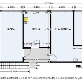 Kiadó  csarnok (Eger, Lajosváros) 800 E  Ft/hó +ÁFA
