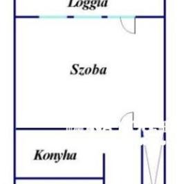 Eladó  panellakás (Debrecen, Tócóskert) 17,6 M  Ft