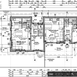 Eladó  ikerház (Göd, Felsőgöd) 56,99 M  Ft
