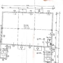 Kiadó  ipari ingatlan (Pomáz) 3,4 M  Ft/hó