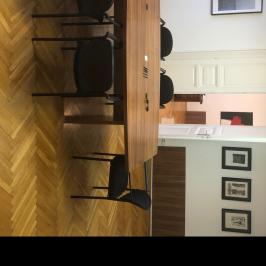 Kiadó  iroda lakásban (Budapest, VI. kerület) 70 E  Ft/hó +ÁFA